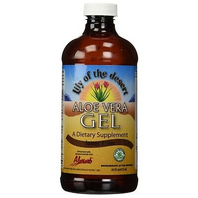 Lily of the Desert Aloe Vera Gel 16 oz