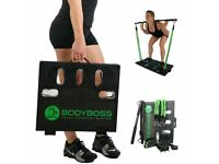 Body Boss Home Gym Compact Perfect Condition USA Product not sold in UK