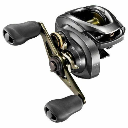 2018 Shimano Curado DC 150 151 150HG 151HG 150XG 151XG low profile fishing reel