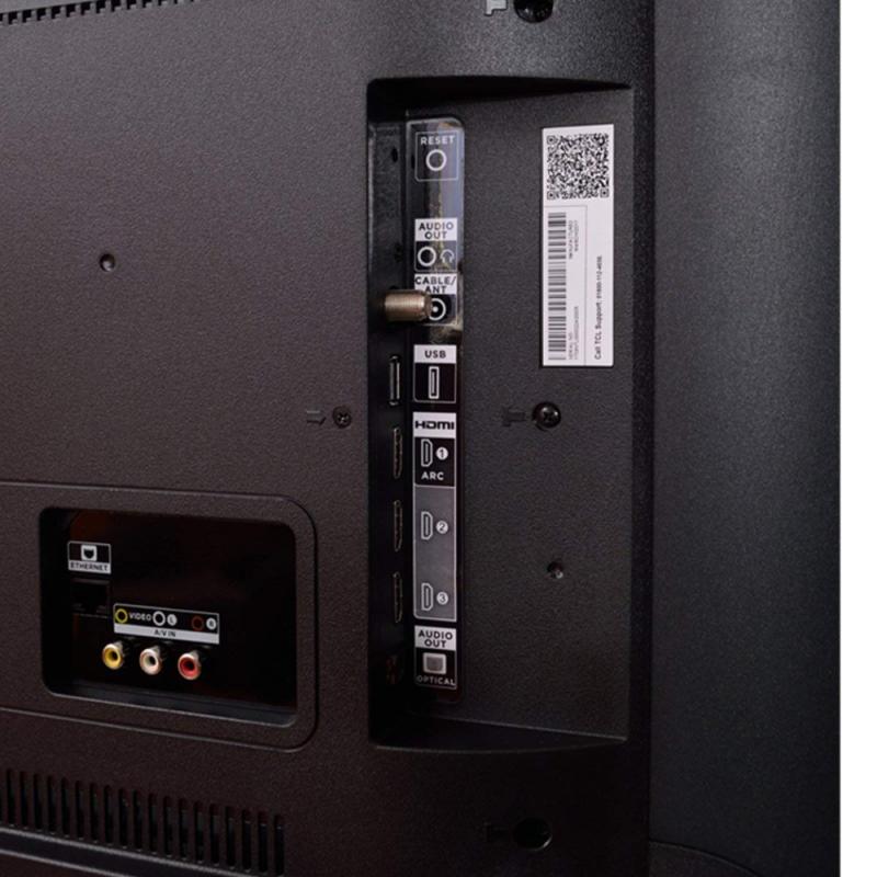 2017 Model TCL 55S405 55-Inch 4K Ultra HD Roku Smart LED TV