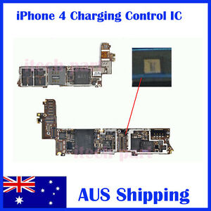Charging-Control-IC-75202-Replacement-Part-For-iPhone-4-Logic-Board-Motherboard