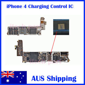 Charging Control IC 75202 Replacement Part For iPhone 4 Logic Board Motherboard