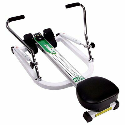 Stamina 1205 Precision Rowing Machine, Black
