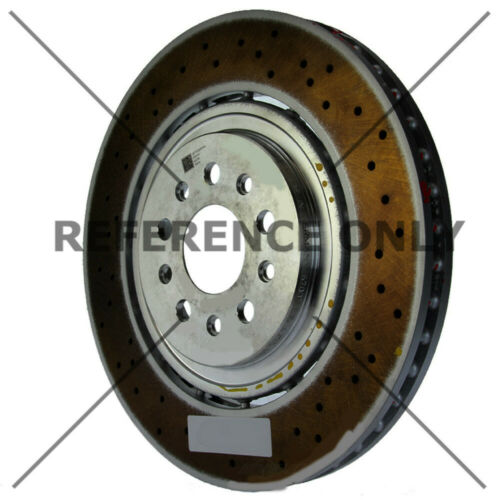 For 2012-2013 Kia Soul Brake Rotor Front Centric 46689SF Premium Disc-Preferred