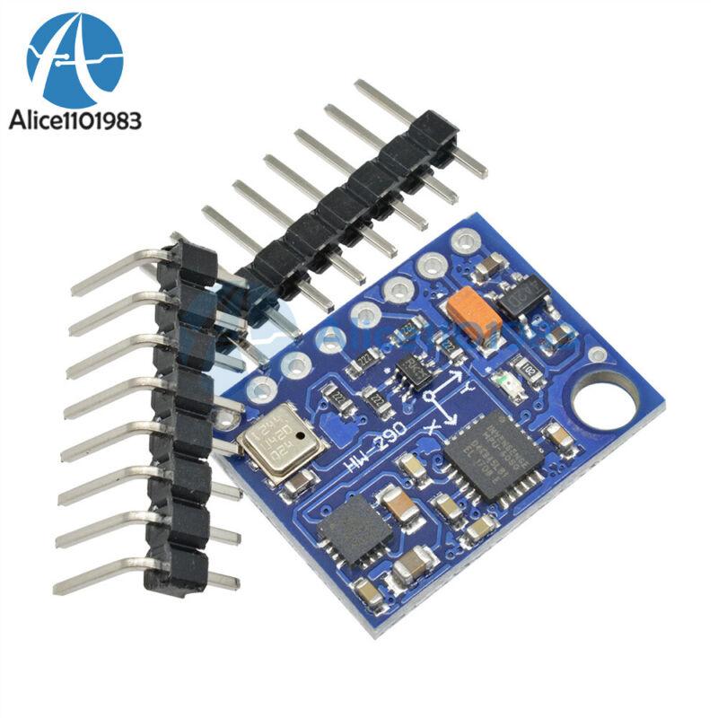 MPU6050 HMC5883L 10DOF Gyroscope Acceleration Compass BMP180 Module for Arduino