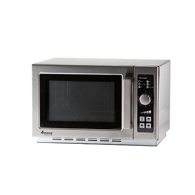 Amana Commercial Medium Volume Microwave Rcs10dse