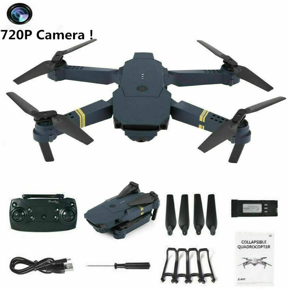 Drone x pro 2.4G~Selfi WIFI FPV With 720P HD Camera Foldable RC Quadcopter Toy