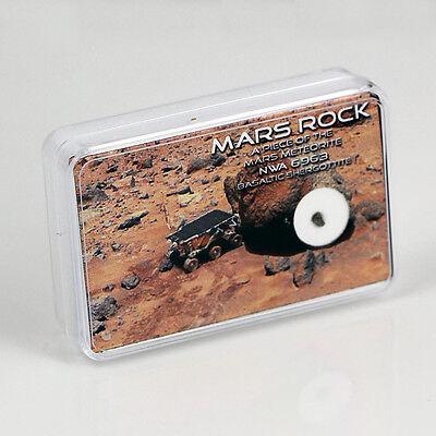 Mars Rock Meteorite NWA 6963 - Own A Real Piece of Mars! - Martian Meteorite