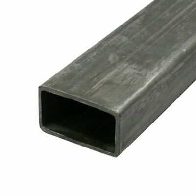 Steel Mechanical Rectangle Tube 1 X 1-12 X 0.083 X 12 Feet 3 Pieces 48