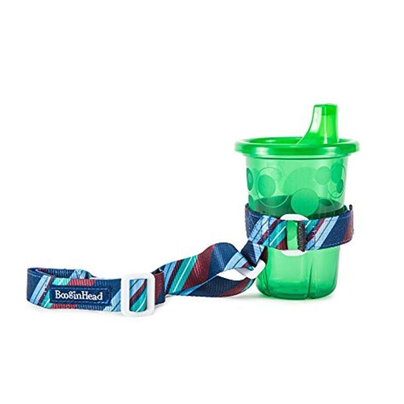 BooginHead SippiGrip Cup Holder – Blue Prep School