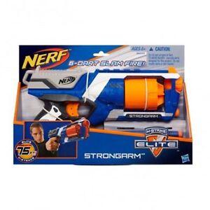 Spielzeug für draußen Spielzeug-Bogen, -Armbrust & -Dart Hasbro 36033e35 Nerf N-strike Elite XD Strongarm günstig kaufen