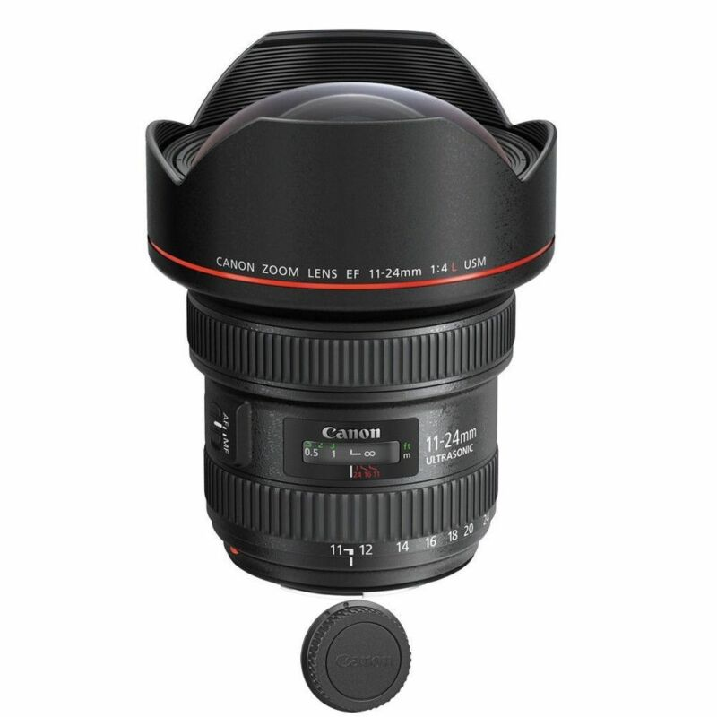 Canon Ef 11-24mm F/4l Usm Lens For Dslr Camera Bodies