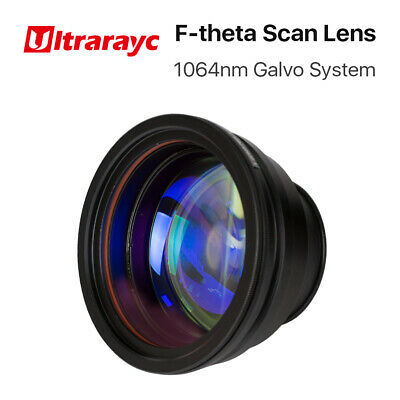 Fiber F-theta Scan Lens Field Lens Opex For 1064nm Yag Optical Laser Marking