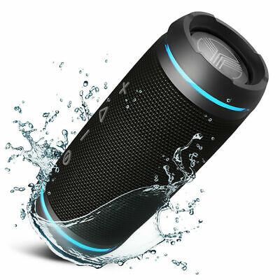 HD77 Speaker TREBLAB BEST Bluetooth Wireless Outdoor JBL Bas Portable (Best Portable Outdoor Bluetooth Speakers)