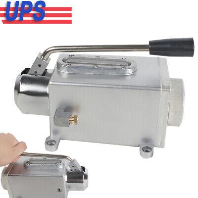 Usa Hand Pump Lubricator Lubricating Oil Pump Manual Milling Machine 2019 New