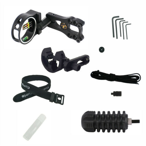 Hunting Archery Bow Sight Kits Arrow Rest Stabilizer Compound Bow Accessories