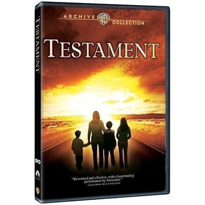 Testament - DVD - 1983 - Jane Alexander - William Devane -  Kevin Costner