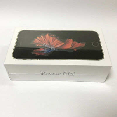 Apple iPhone 6S 128GB - Space Grau (Ohne Simlock) Smartphone 4G LTE HANDY