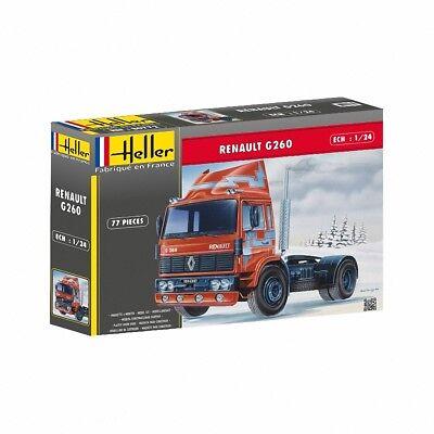 Heller 1/24 Renault G260 Camion 80772