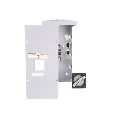 Murray Lw100cru 100 Amp 2-space 4-circuit Main Breaker Load Center Enclosure