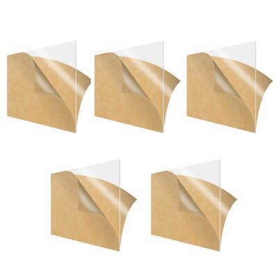 Pack 5 Pieces Lexan Makrolon Polycarbonate Sheet 18 X 24 X 48 Clear