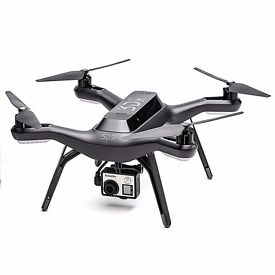 3dr solo professional drone with brand new go pro gimble