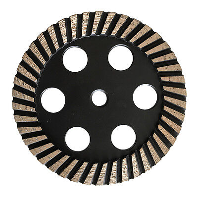 6 Diamond Surface Grinding Wheels For Stone Granite Concrete 4050 Coarse Grit