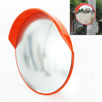 18 Wide Angle Security Convex Mirror For Outdoor Road Traffic Driveway Safety