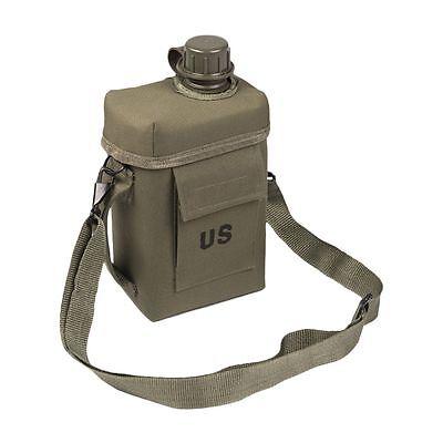 Feldflasche Patrol Canteen 2l mit Hülle oliv