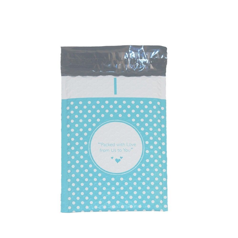 ANY SIZE POLY BUBBLE MAILERS SHIPPING MAILING PADDED BAGS ENVELOPES COLOR