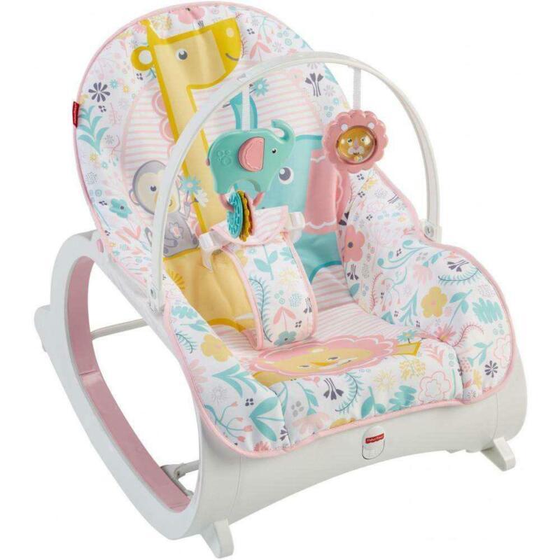 BABY ROCKER INFANT TO Toddler Rocking Newborn Crib Swing Sea