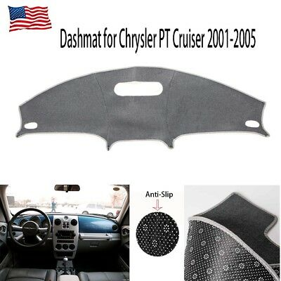 For Chrysler PT Cruiser 2001-2005 Car Dashboard Cover Dash Mat Carpet Anti-Slip 2003 Chrysler Pt Cruiser Auto
