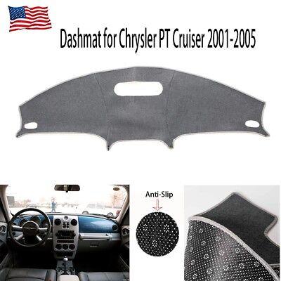 For Chrysler PT Cruiser 2001-2005 Car Dashboard Cover Dash Mat Carpet Anti-Slip Chrysler Pt Cruiser Carpet