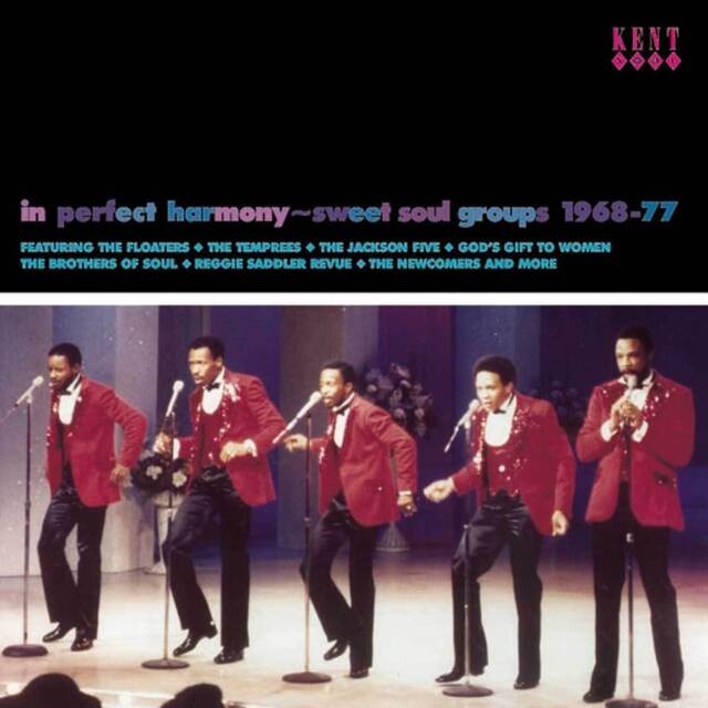 In Perfect Harmony: Sweet Soul Groups 1968-77 (CDKEND 219)