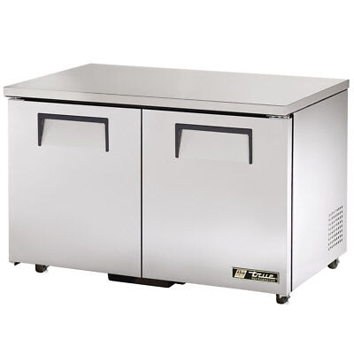 True Tuc-48-hc Commercial Undercounter Solid Door Refrigerator