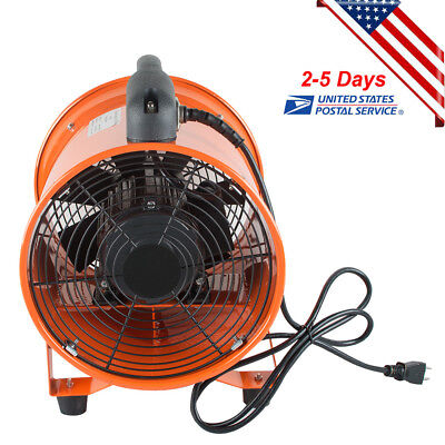 10 Extractor Fan Blower Ventilator Portable 2800rmin High Rotation Exhaust Usa
