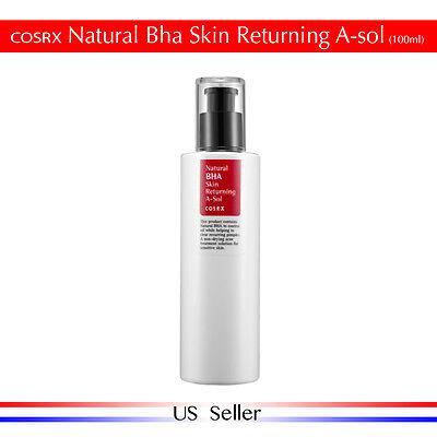 COSRX Natural BHA Skin Returning A-Sol 100ml [US Seller]