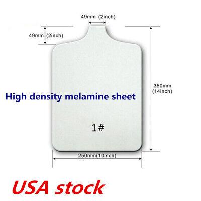 Us-new 10x 14 Child Silk Screen Printing Pallet T-shirt Platen Without Bracket
