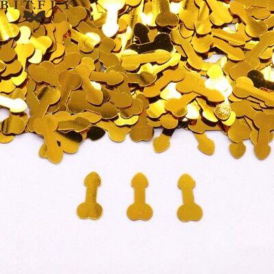 Confetti Bachelorette Party Willy Pecker Supplies Decor (Bachelorette Party Decor)
