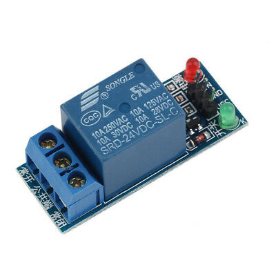 Road Expansion Board Low Level Trigger For Arduino 1 Way Relay Module