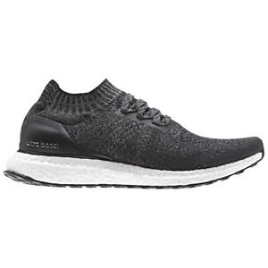 8797016a9664 adidas Ultra Boost Uncaged Running Shoes - Black Grey Brand New