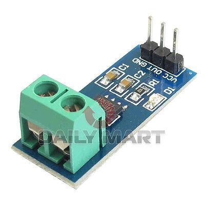New Design Acs712acs712t Current Sensor Module Detector 20 Amps Amperage Range