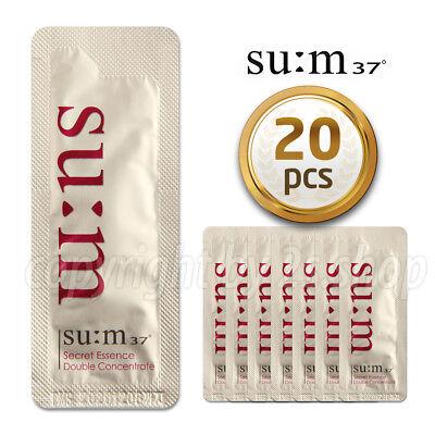 [SU:M37] Secret Essence Double Concentrate 1mlx 20pcs Anti-Aging SUM37