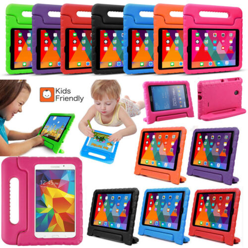 """Kids Shockproof Case Cover For Samsung Galaxy Tab A E 7""""~10."""