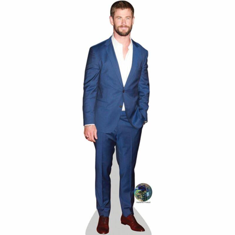 Chris Hemsworth (Blue Suit) Life Size Cutout