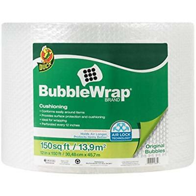 Bubble Wrap Original Protect Carry Shipping Packing 12 In. X 150 Ft. Single Roll