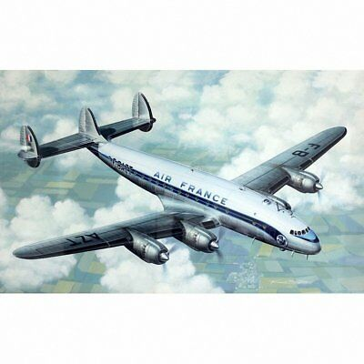 Heller 80310 L-749 Constellation Air France Model Kit 1:72 Scale