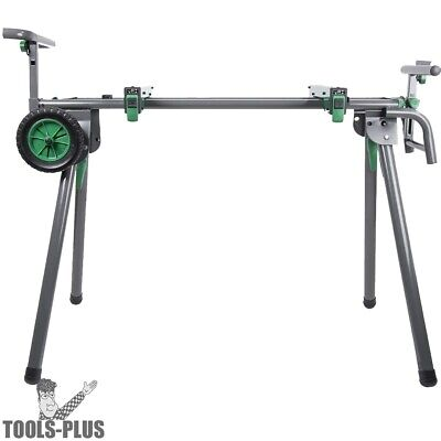 Metabo-HPT UU240FM Heavy-Duty Universal Portable Miter Saw Stand New