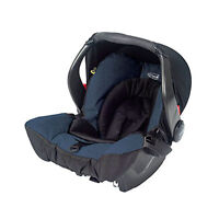 Graco Snugfix Group 0+ Baby Car Seat - Navy - Free Postage - graco - ebay.co.uk