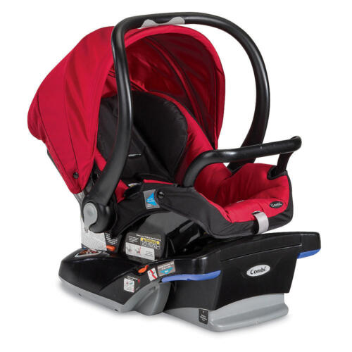Combi Shuttle 35 Infant Car Seat - Chili Red- Brand New! Free Shipping!